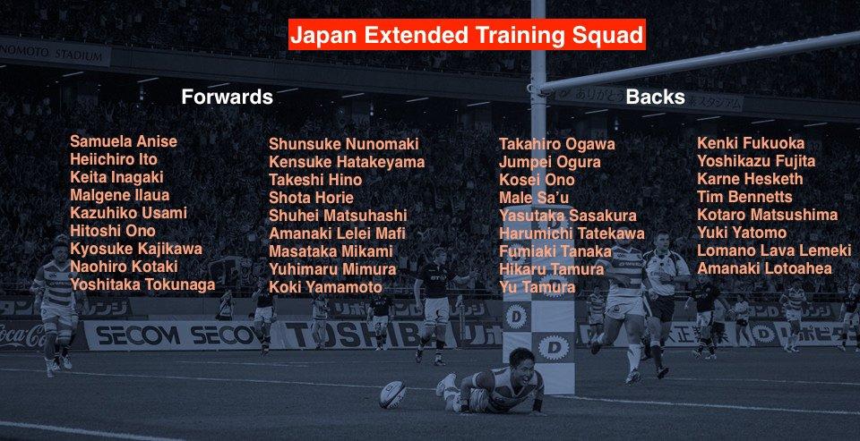 japan-rugby-36-member-squad-jamie-joseph-2016