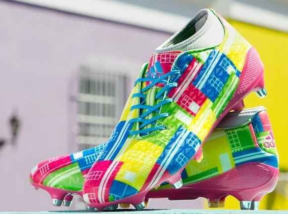 Adidas Cape Town Crazy Quick Malice Cleats 2016