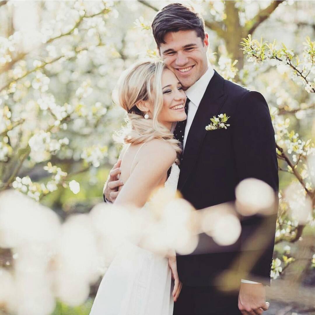 Kobus Van Wyk Married 2017